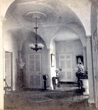Alexander House Entrance Hall