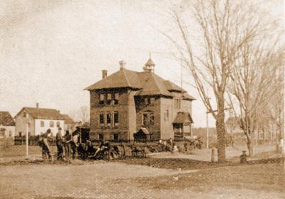 Brightwood School (old)