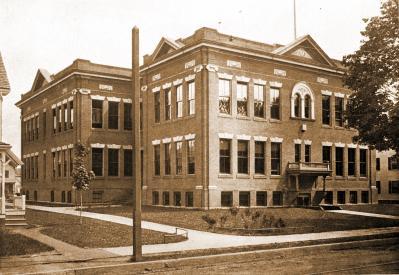 Carew Street School