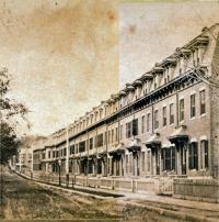 Central Street Row Houses