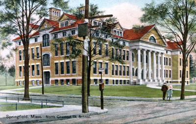 Chestnut Street Grammar School