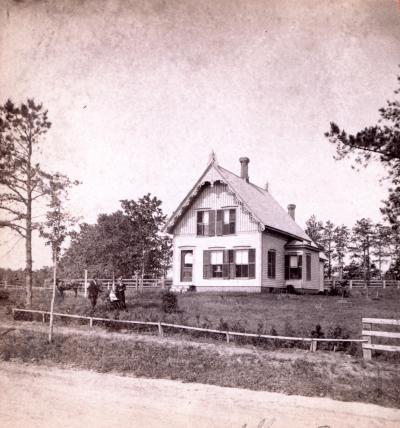 James Abbey's House on Liberty Street (998 Liberty Street)