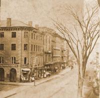 Main Street and Court Street