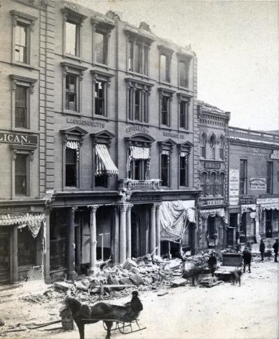 Mass Mutual Fire of 1873 #2