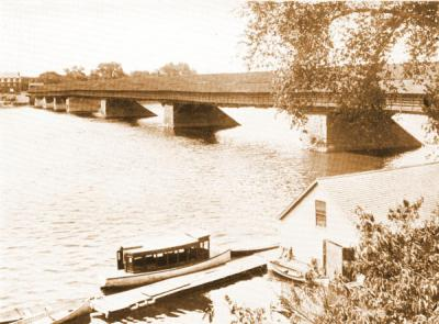 Old Toll Bridge, Springfield
