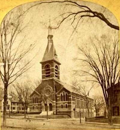 State Street Methodist Church