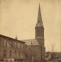 Trinity Methodist Episcopal Church