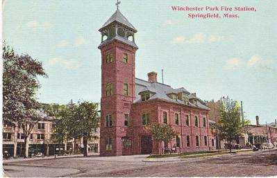 Winchester Square Fire Station