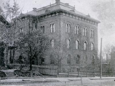 Worthington Street School