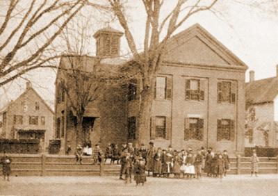 York Street School